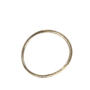 Ippolita Ippolita 18k Gold Glamazon #2 Hammered Bangle