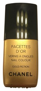 Chanel Chanel Gold Fiction Limited Edition Nail Polish