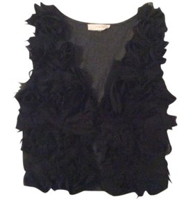 Sugarlips Top Black with grey back