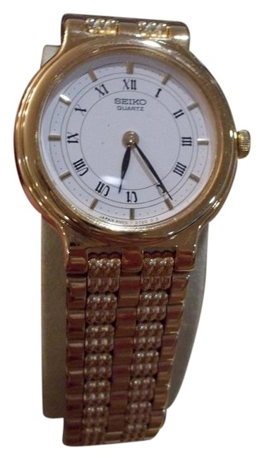 Seiko Gold Lady's (Msrp Of Watch Seiko Gold Lady's (Msrp Of Watch Image 1