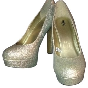 Mossimo Supply Co. Gold and Silver Platforms