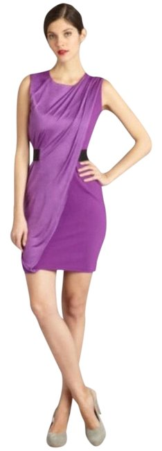 Preload https://img-static.tradesy.com/item/20203301/halston-purple-heritage-orchid-draped-seath-mini-cocktail-dress-size-2-xs-0-2-650-650.jpg