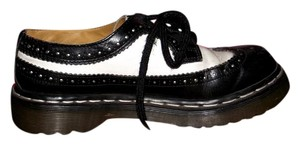 Dr. Martens 1990s Vintage Hipster Cute Sexy Greaser 50s Preppy Rockabilly Black Boots