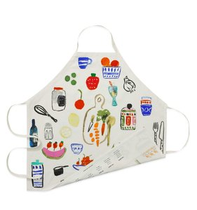 Kate Spade New Kate Spade Apron All in Good Taste Pretty Pantry