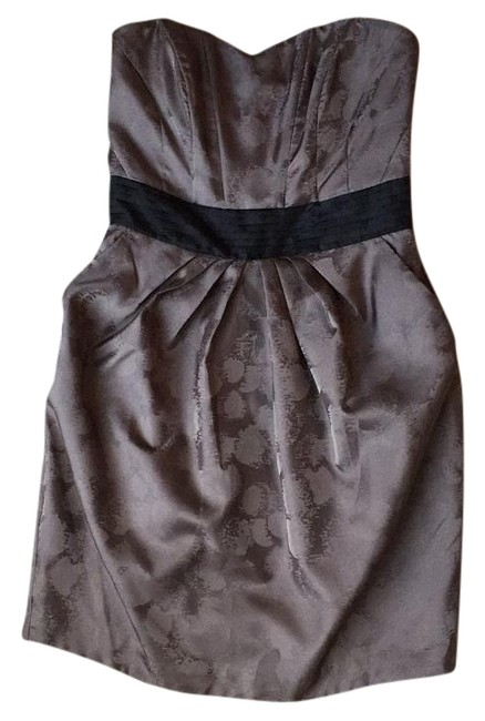 Preload https://img-static.tradesy.com/item/20203598/h-and-m-dark-silver-strapless-short-night-out-dress-size-6-s-0-1-650-650.jpg