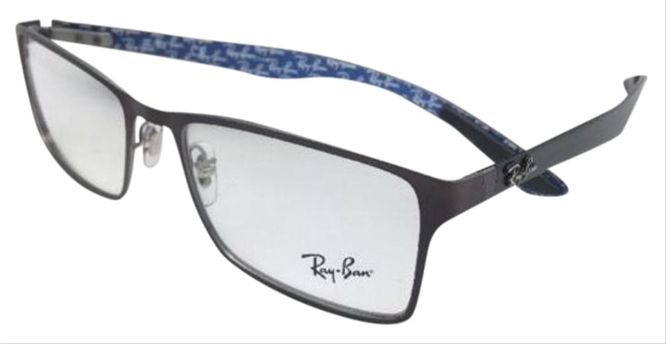0488fa1dbc89f Ray-Ban New Rx-able Rb 8415 2862 53-17 Brown-blue W  Carbon Fiber ...