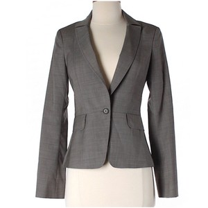 Reiss Jacket Suit Jacket Gray Blazer