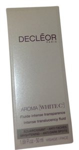 Decleor New decleor Paris aroma white c intense translucency fluid