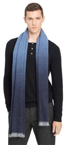 Vince Degrade ombre wool scarf