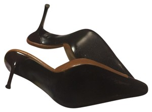 Bgmaxazria Brown/camel Pumps