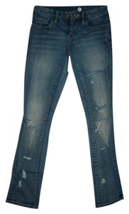 BlankNYC Holiday Gift Work Custom Shop Zipper Pockets Flare Leg Jeans-Light Wash
