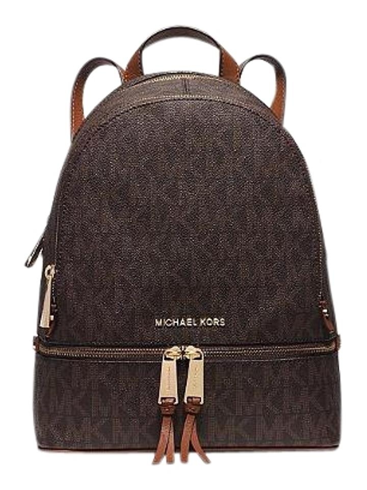 michael kors travel school backpack backpacks on sale. Black Bedroom Furniture Sets. Home Design Ideas