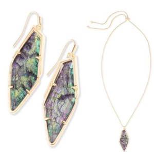 Kendra Scott Bexley Earrings Beatrice Necklace