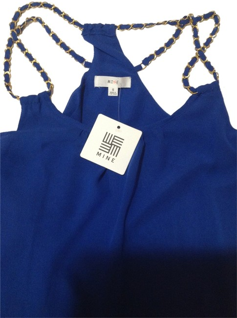 Preload https://img-static.tradesy.com/item/2020402/blue-chained-blue-small-new-tank-topcami-size-4-s-0-0-650-650.jpg