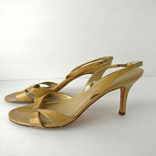 Ann Taylor Nude Sandals Image 1