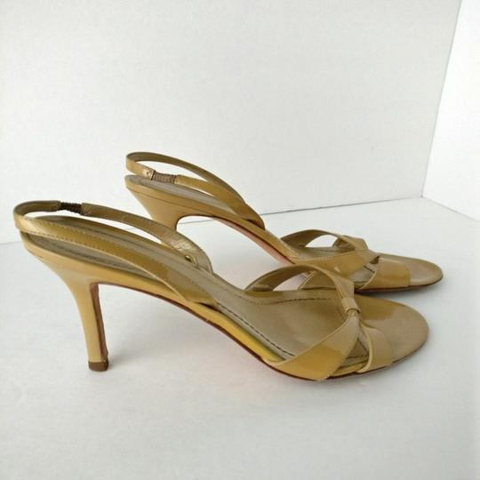 Ann Taylor Nude Sandals Image 4