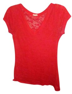 Zenana Outfitter Top red