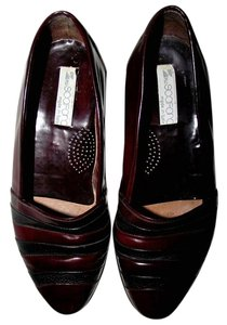 Scafora Hand Made Made In Italy Preppy Office Event Brown Flats