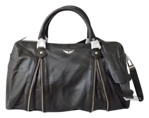 Zadig & Voltaire Satchel in Black