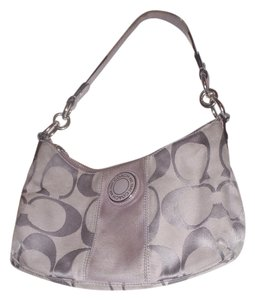 Coach Small Hand Shoulder Purse Hobo Bag