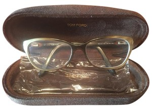 Tom Ford FT 5142 Eyeglasses 050 Dark Brown Tom Ford Eye glasses