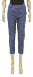 Piazza Sempione Straight Leg Jeans-Medium Wash