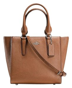 Coach F37415 Leather Cross Body Bag