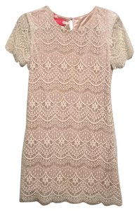 Pinkyotto short dress Lace on Tradesy
