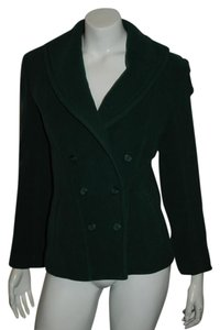 ALAA Alaia Holiday green Blazer