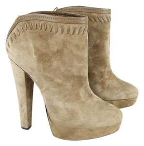 Jimmy Choo Suede tan Boots