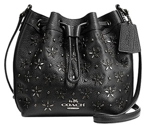 Coach F35630 Drawstring Shoulder Bag