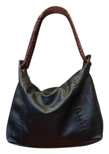 Desmo Leather Style Hobo Bag