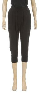 Stella McCartney Capri/Cropped Pants Black