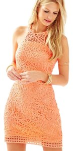 Lilly Pulitzer short dress NWT Cantaloupe on Tradesy