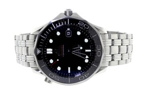 Omega MUST SEE-Box, Warranty, Receipts - Omega Seamaster Coaxial 300m