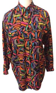 La Chine Classics (Vintage) Top Rainbow -all the colors