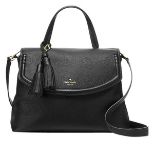 Kate Spade Orchard Street Cambria Satchel in Black