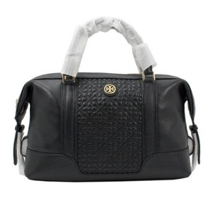 Tory Burch Bryant Mini Satchel in black