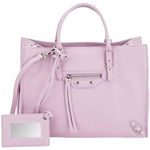 Balenciaga Tote in purple