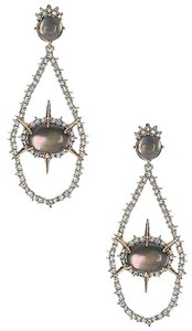 Alexis Bittar Alexis Bittar Elements Encrusted Tear Labradorite Dazzling Earrings