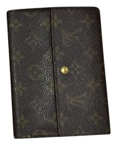 Louis Vuitton Wallet Coin Card With Box MI0974