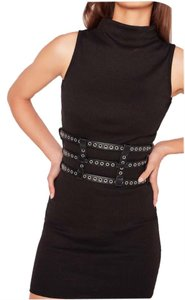 Missguided Ladder Corset Belt