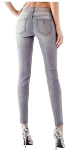 Guess Skinny Pencil Pants Skinny Jeans-Light Wash
