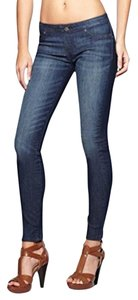 Guess Jeggings Skinny Jeans-Dark Rinse