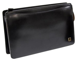 Alfred Dunhill Black Clutch