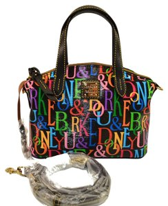 Dooney & Bourke & Ruby Retro Signature Cross Body Bag