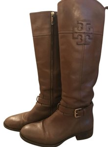Tory Burch Riding Boot Brown Boots