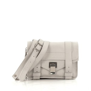Proenza Schouler Proenza Pouch Leather Clutch
