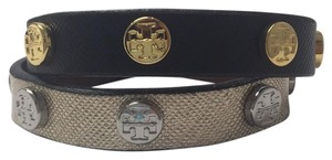 Tory Burch Tory Burch Double Wrap Logo
