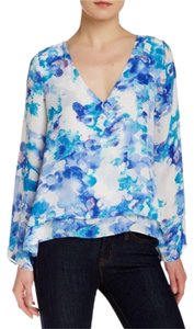 Parker Floral Pretty Rita Bell Top